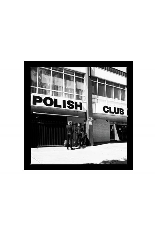 Alright Already LP (Vinyl) by Polish Club