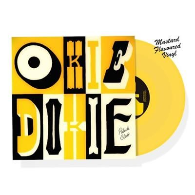 Okie Dokie Ep (Limited Edition Mustard Colour 10in Vinyl) by Polish Club
