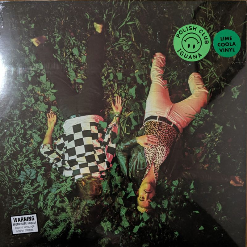 Iguana (Ltd Ed 180gm Lime Coola Vinyl)