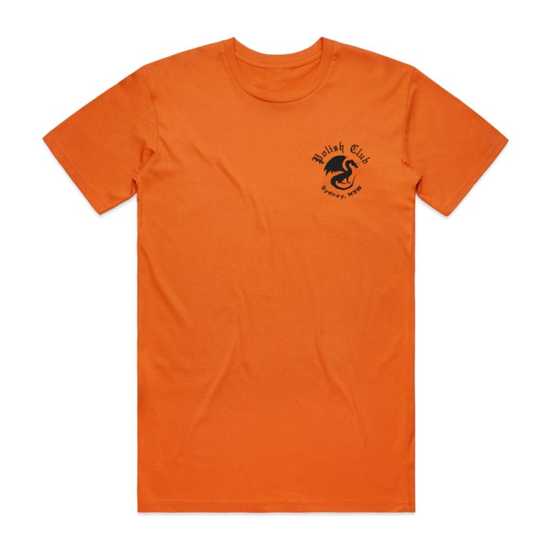 Dragon Orange Tshirt